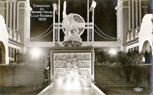 Agache-expo-progrès-social-Lille-Roubaix-1939