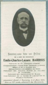Barrois-Emile