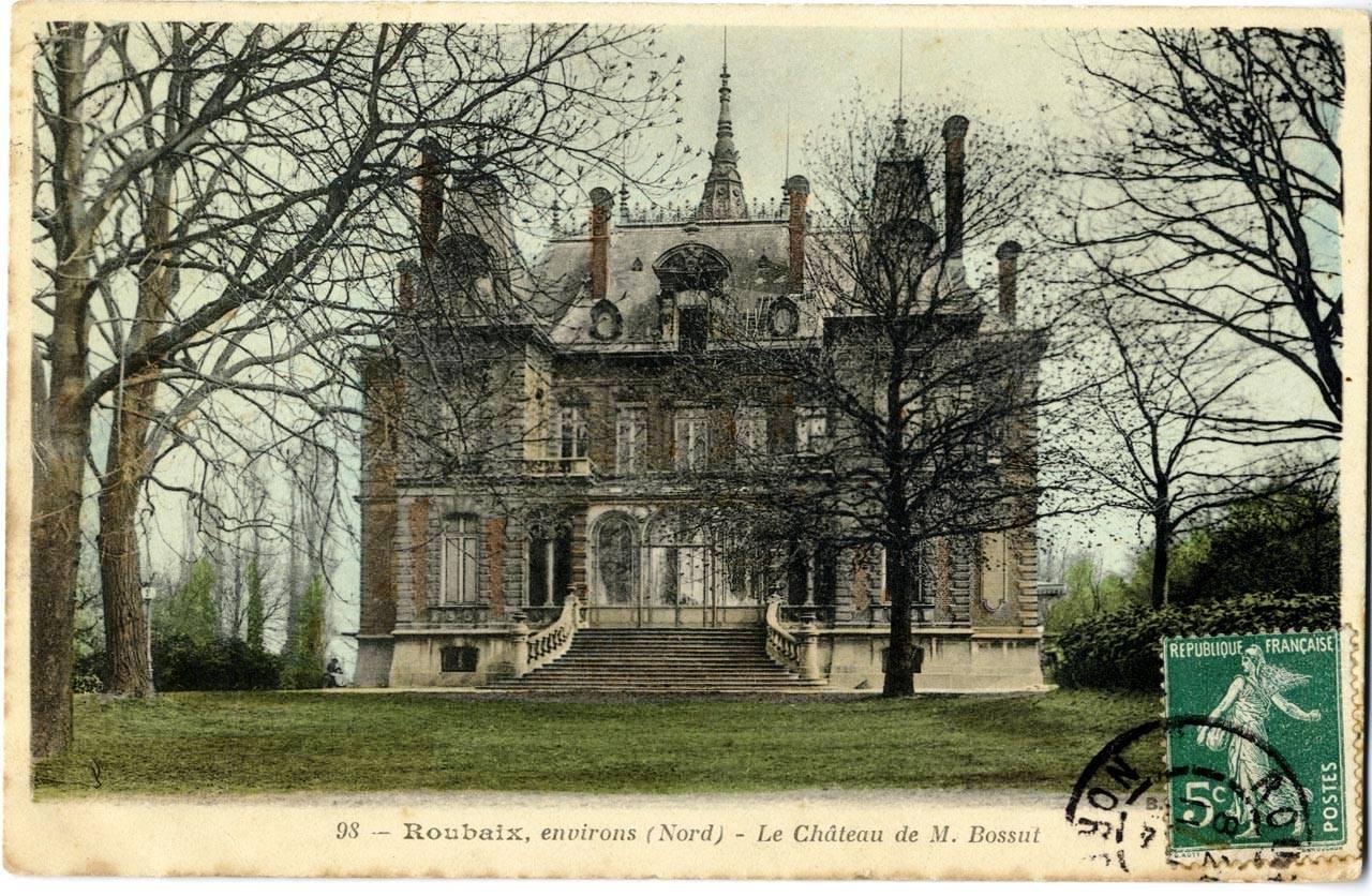 chateau-Bossut-Roubaix