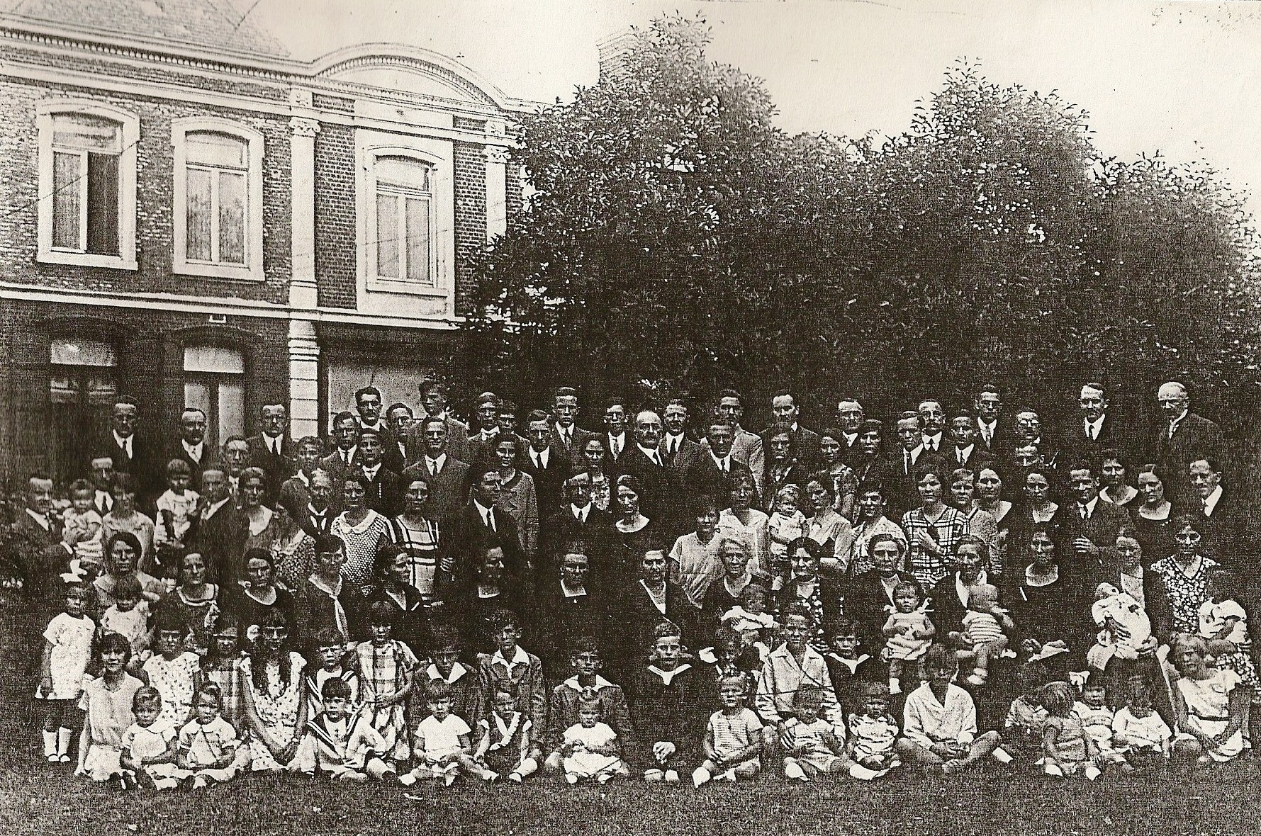 Dalle-Lorthiois-ete-1929-9, rue-Wervicq-Bousbecque