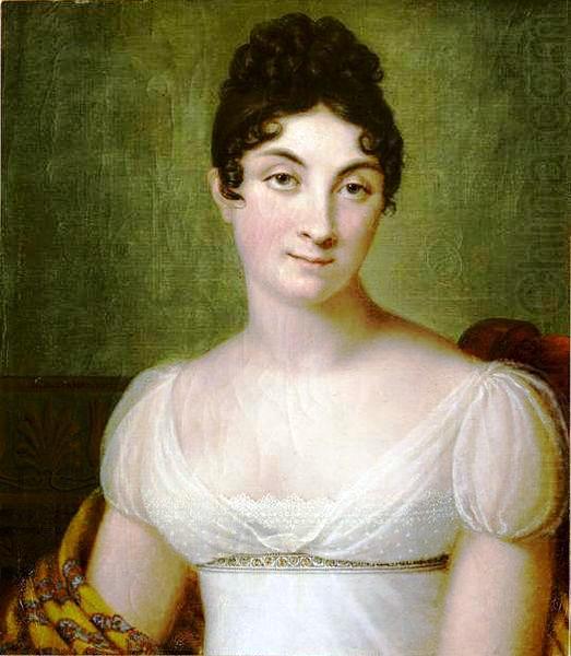 Comtesse de Remusat, Guillaume Descamps