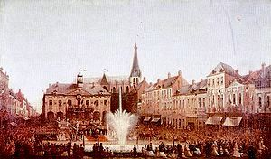 Desurmont-Jean-Grande_Place_de_Tourcoing_en_1860