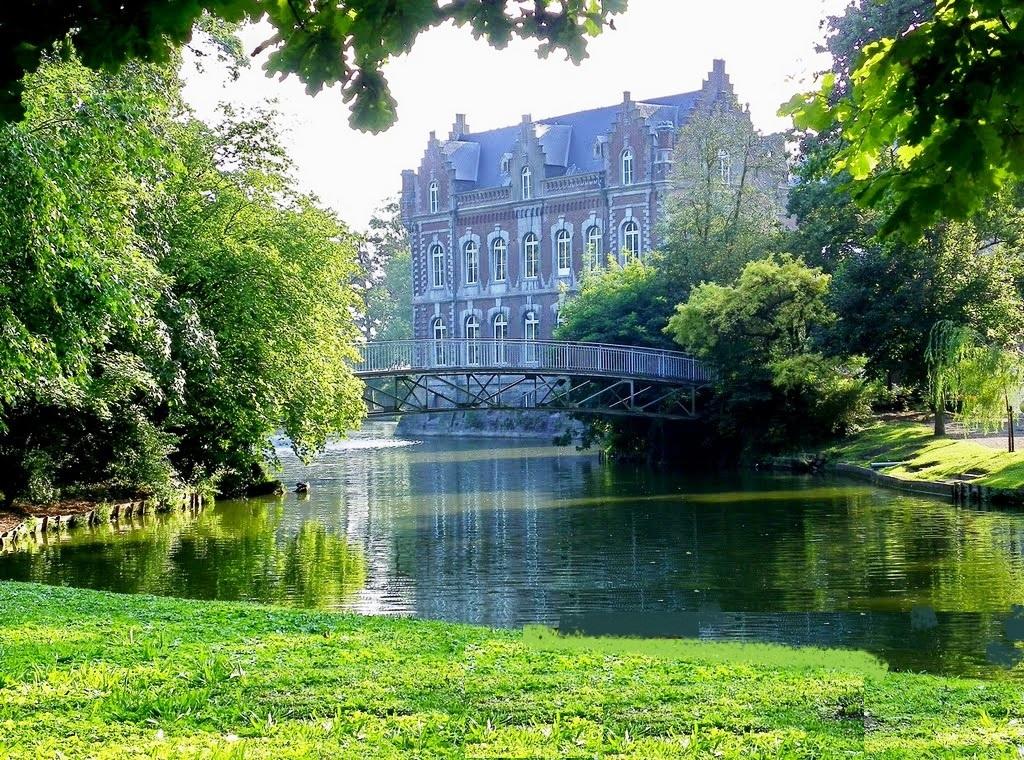 """Estaimbourg-Association """"Le Paris du Nord""""  協會 """"北部巴黎-Thierry-Prouvost-蒂埃里•普罗沃"""