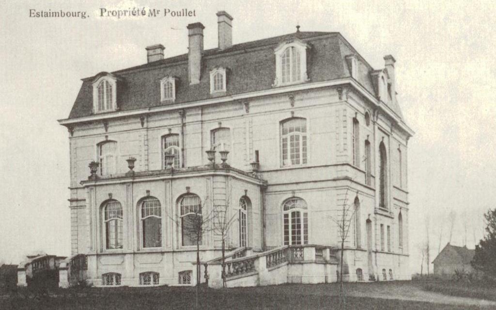 Estaimbourg-Chateau-norbert-Poullet