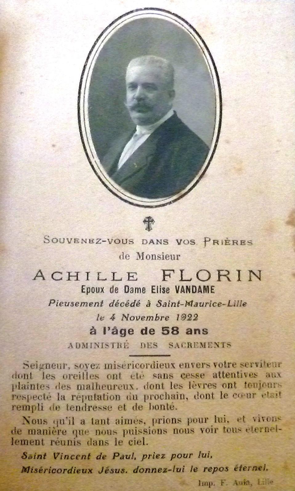 Florin-Achille-Vandame