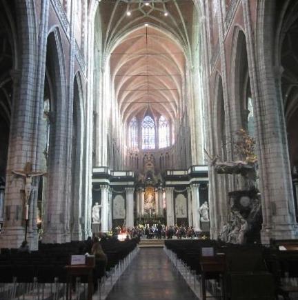Gand-st-bavon-cathedral-