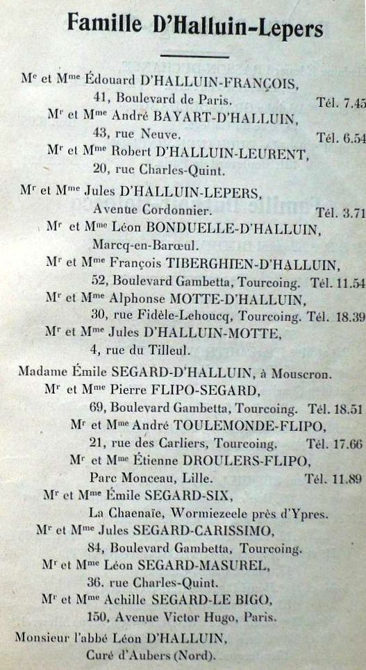 GrdesFamilles_1912_Dhalluin-Lepers
