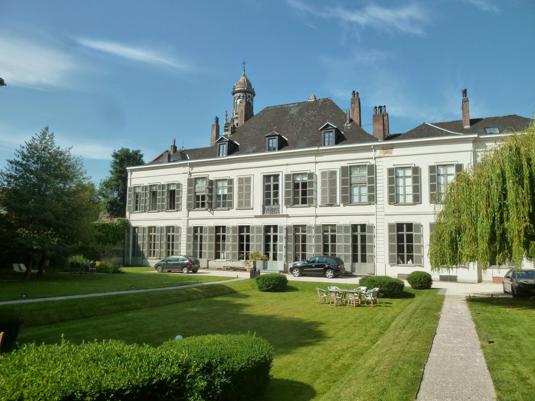 Hotel-Virnot-de-Lamissart-Prouvost-rue Royale Lille