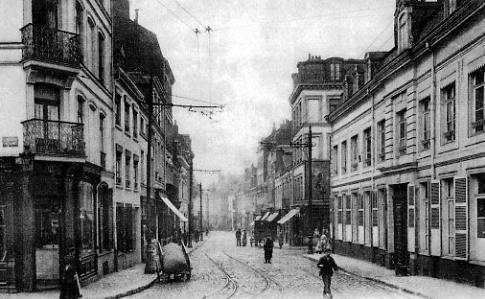 Hotel-rue-Gand-Lille-1900