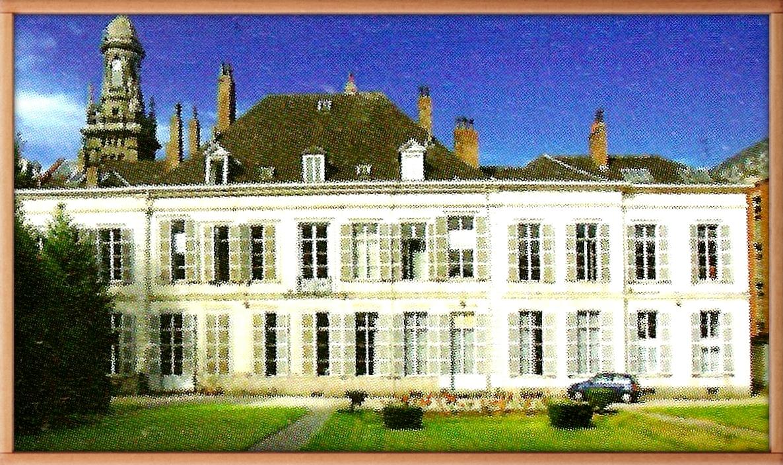 Hôtel de Lamissart-Prouvost- 144-rue Royale-Lille