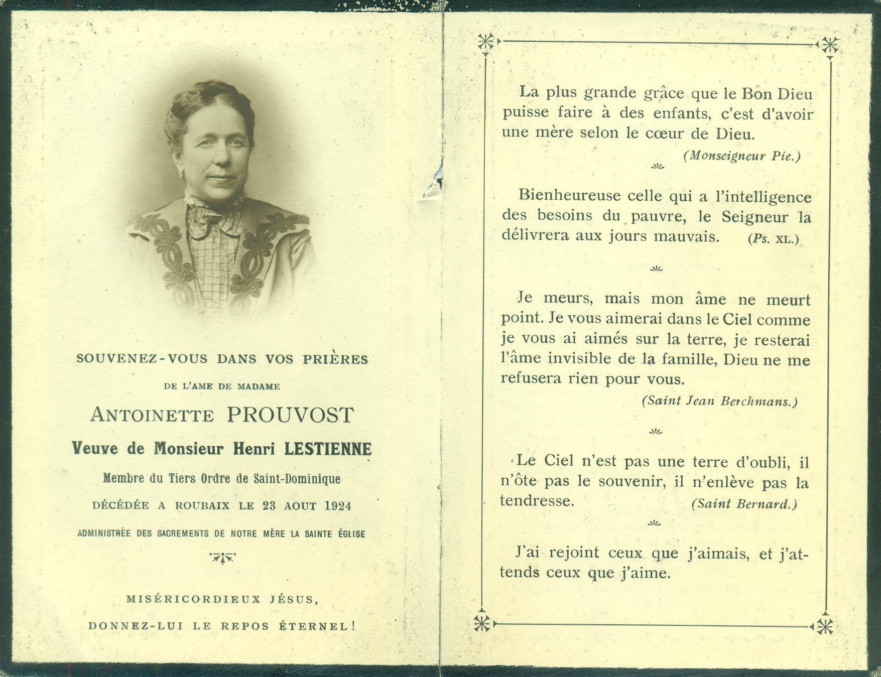 Antoinette-Lestienne-Prouvost
