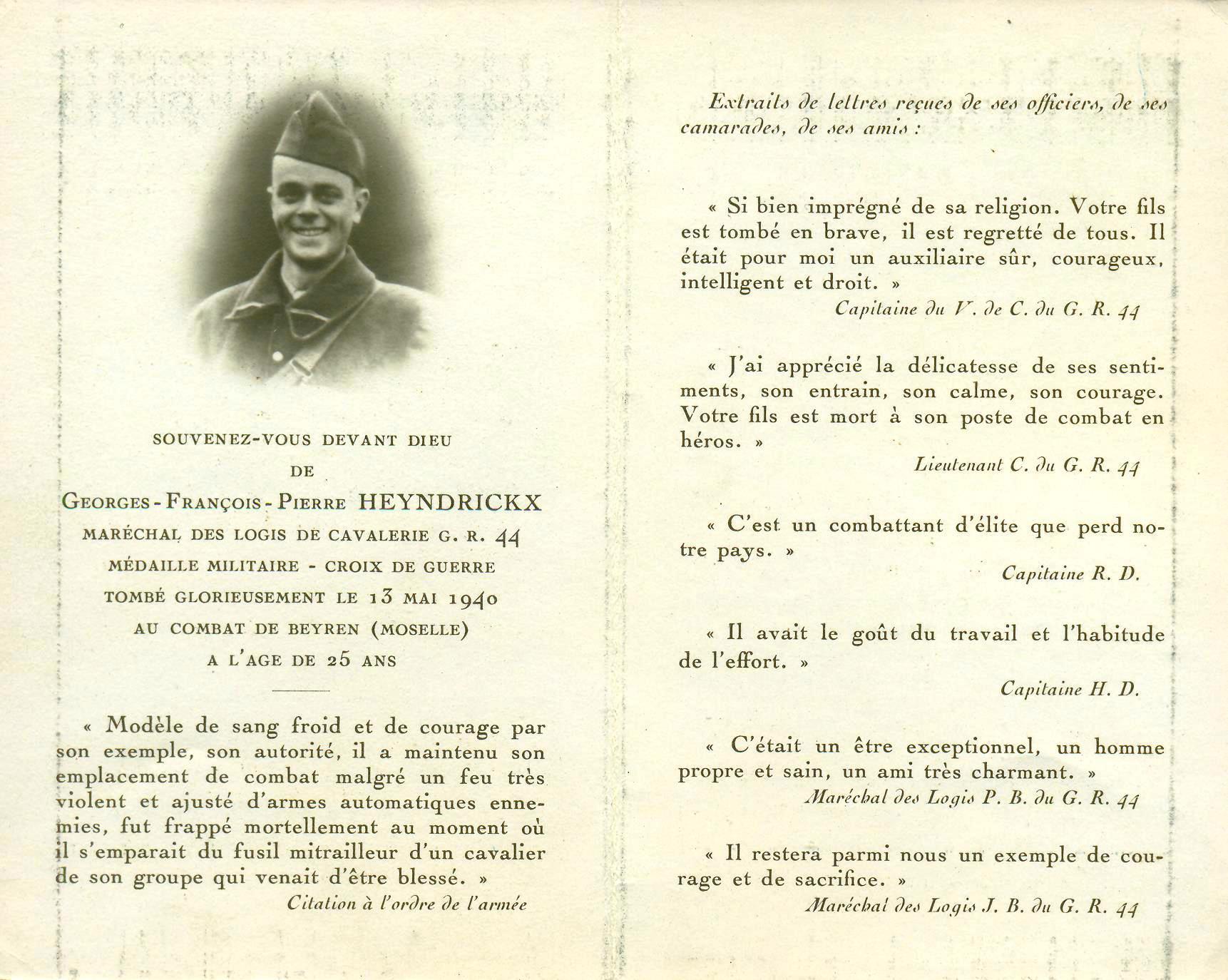 Georges Heyndrickx-Prouvost