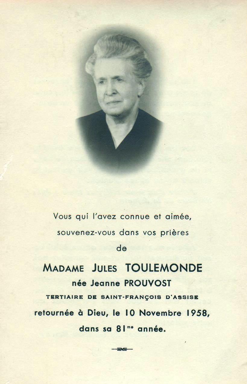 Toulemonde-Prouvost