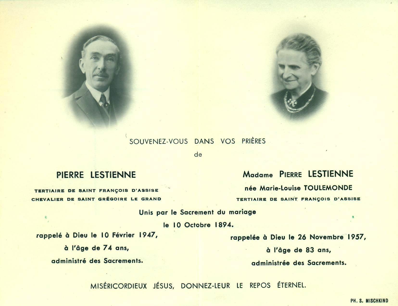 Pierre-Marie-Louise-Lestienne-Toulemonde