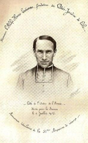 """Henri-Lestienne-Prouvost-Association """"Le Paris du Nord""""  協會 """"北部巴黎-Thierry-Prouvost-蒂埃里•普罗沃"""