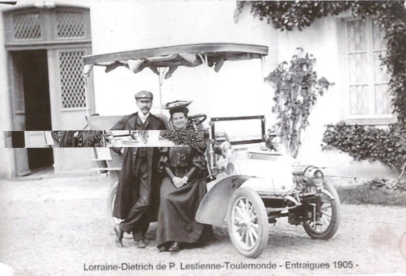 Pierre Amédée Lestienne -Marie-Louise-Toulemonde