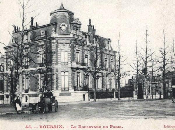 Boulevard-de-Paris-Roubaix-hotel-Masurel-Leclercq