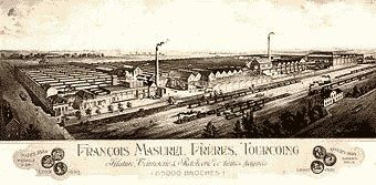 "usine_Masurel--Association ""Le Paris du Nord""  協會 ""北部巴黎-Thierry-Prouvost-蒂埃里•普罗沃"