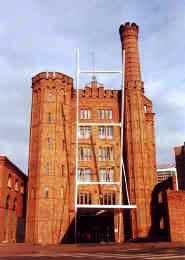 Motte Facade usine Roubaix