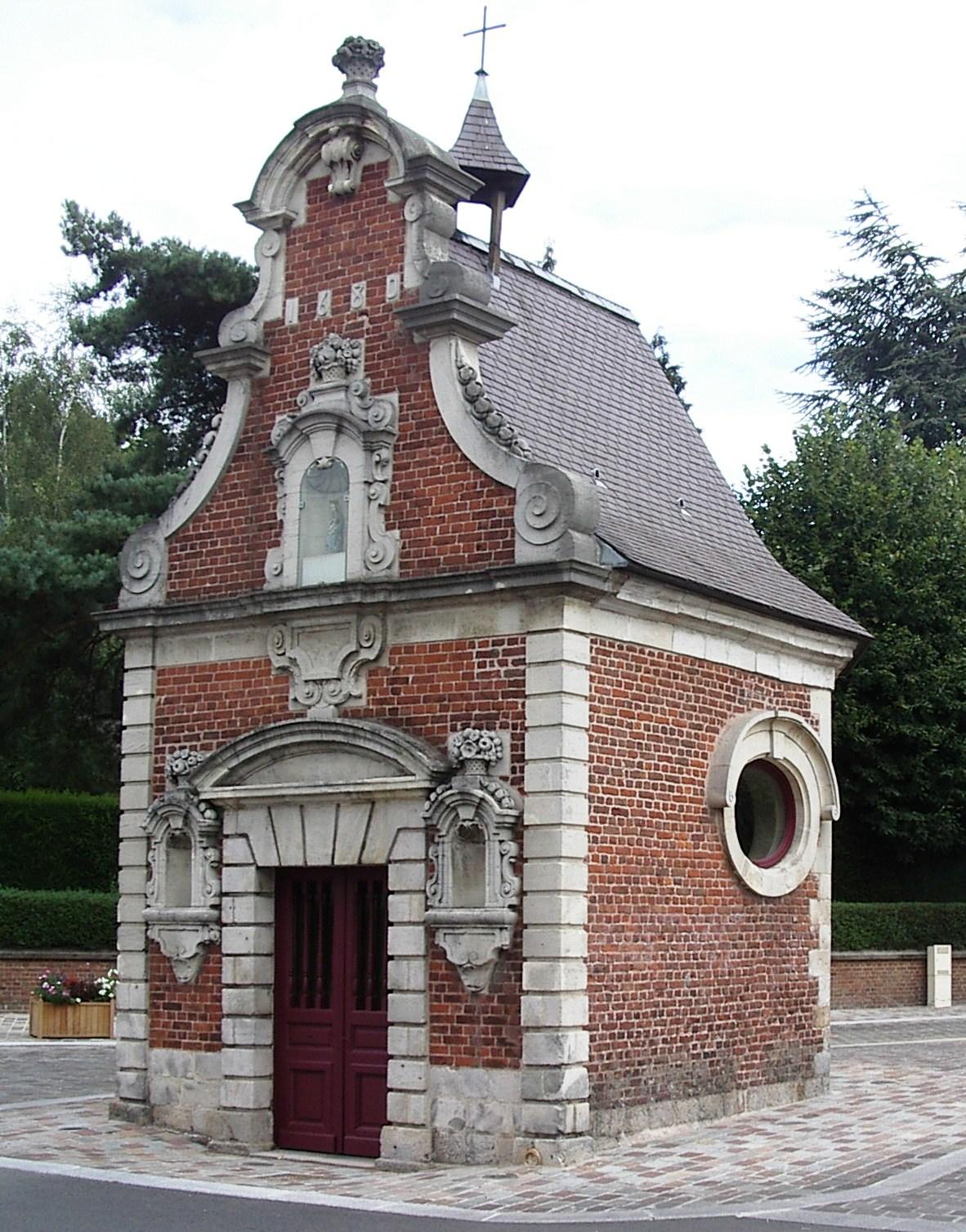 Mouvaux-chapelle-Lazaro