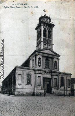 Notre-Dame-Roubaix