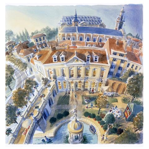 Histoire manufactures royales lille for Maison saint jean lille