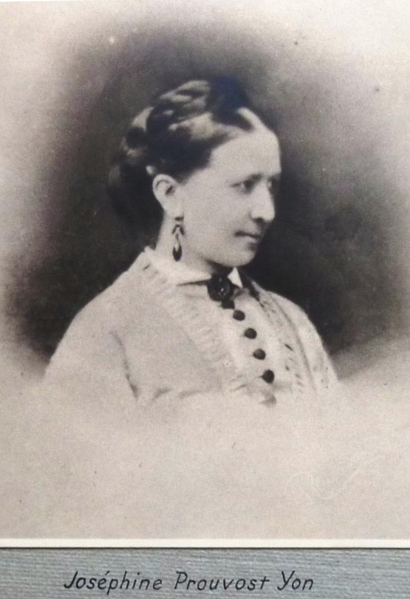 Josephine Prouvost-Yon