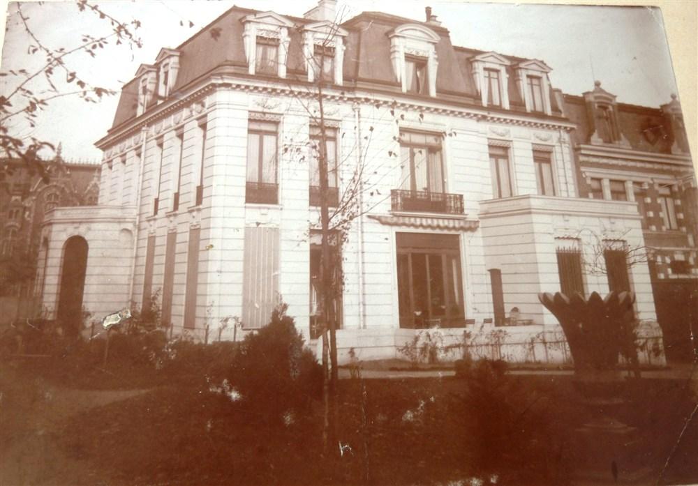 """Prouvost-Amedee-II-113-bd-Paris-Roubaix-Association """"Le Paris du Nord""""  協會 """"北部巴黎-Thierry-Prouvost-蒂埃里•普罗沃"""
