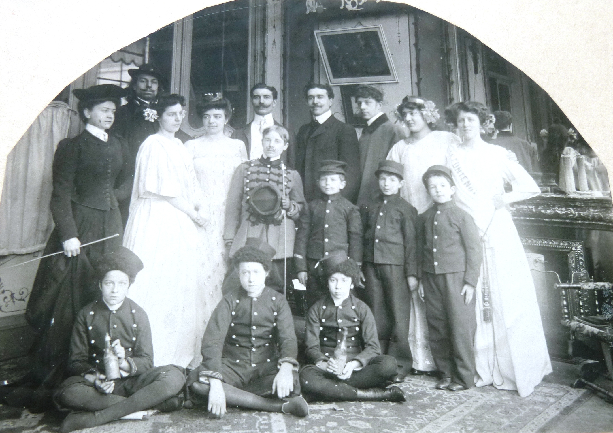 "Prouvost-Amedee-III-Association ""Le Paris du Nord""  協會 ""北部巴黎-Thierry-Prouvost-蒂埃里•普罗沃"