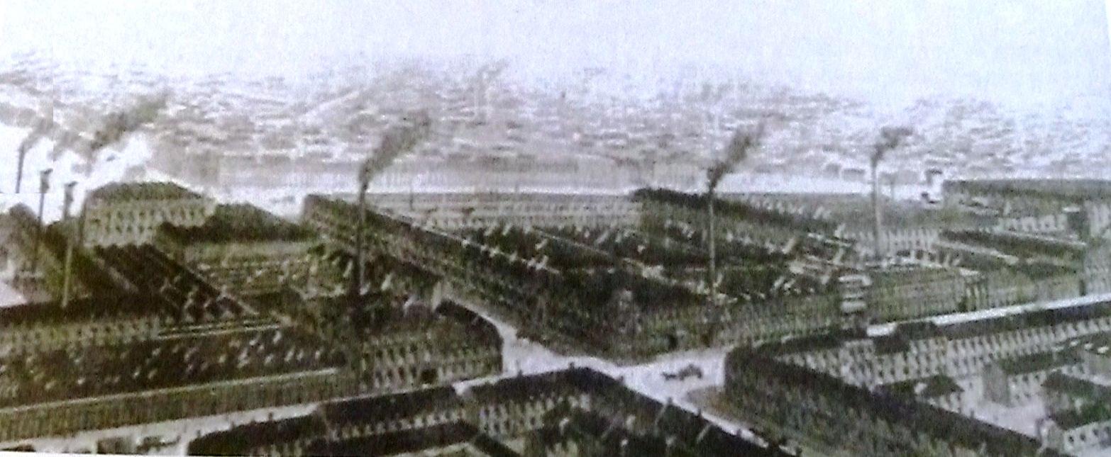 """Prouvost-Amedee-peignage-Association """"Le Paris du Nord""""  協會 """"北部巴黎-Thierry-Prouvost-蒂埃里•普罗沃"""