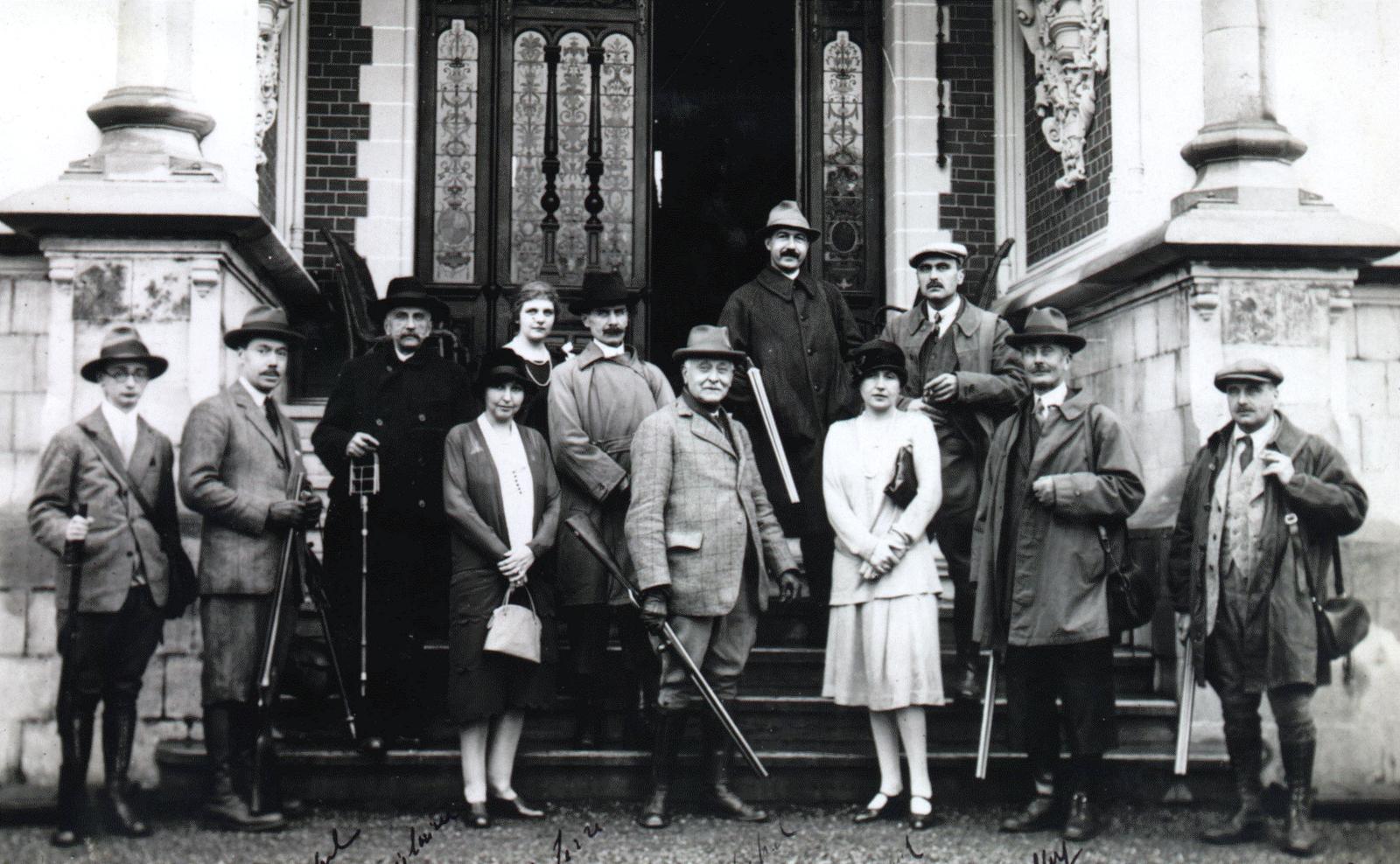 Prouvost-chasse-bondues-decembre-1928