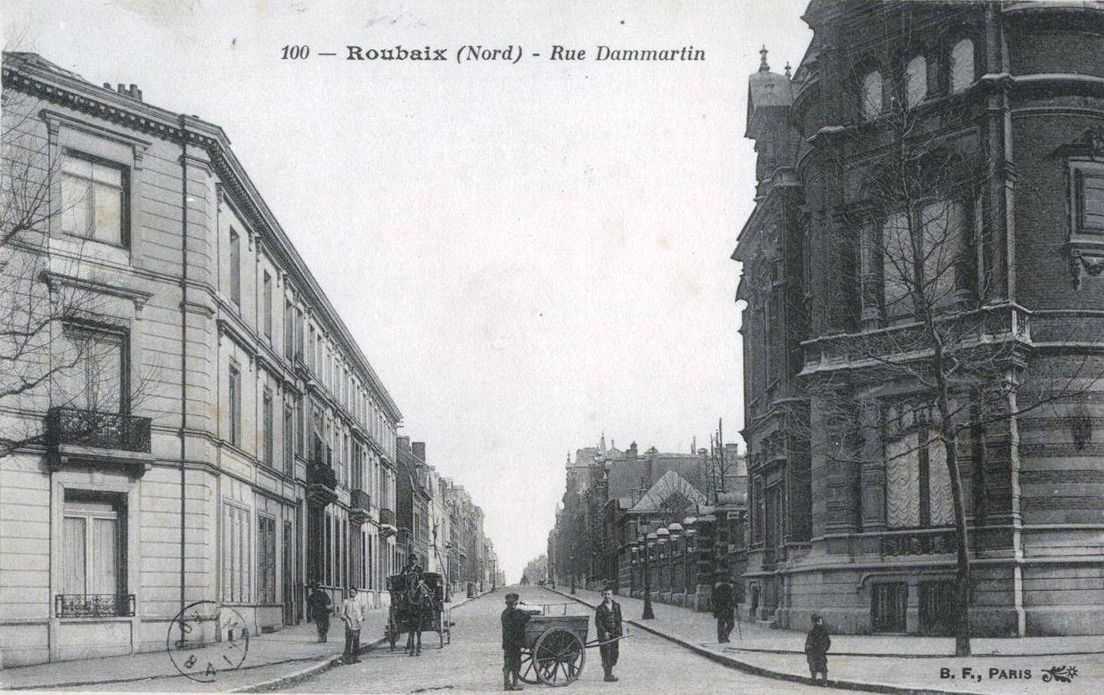 Paris-boulevard-rue-Dammartin-Roubaix