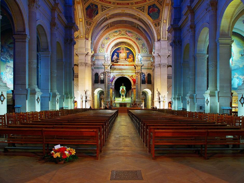 St-Francois-Xavier-Paris