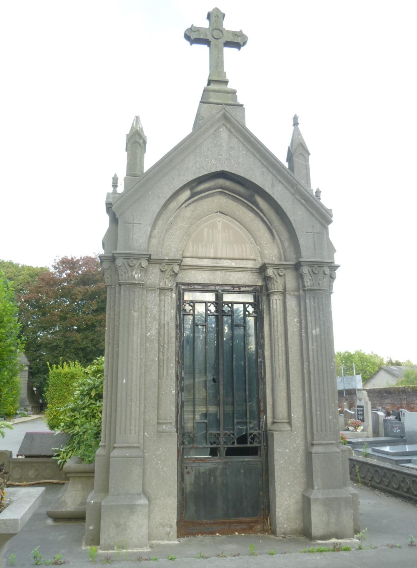 Tombe-Prouvost-Amedee-Roubaix