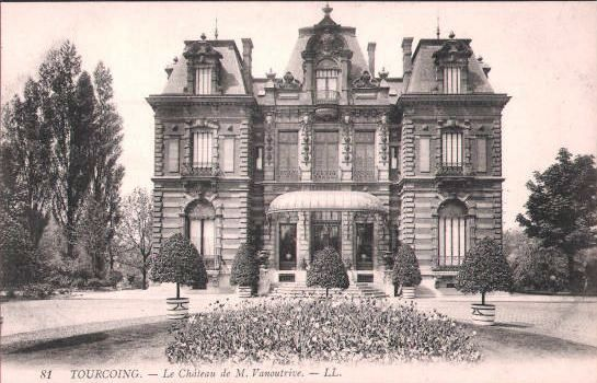 Tourcoing_Chateau-VanOutryve
