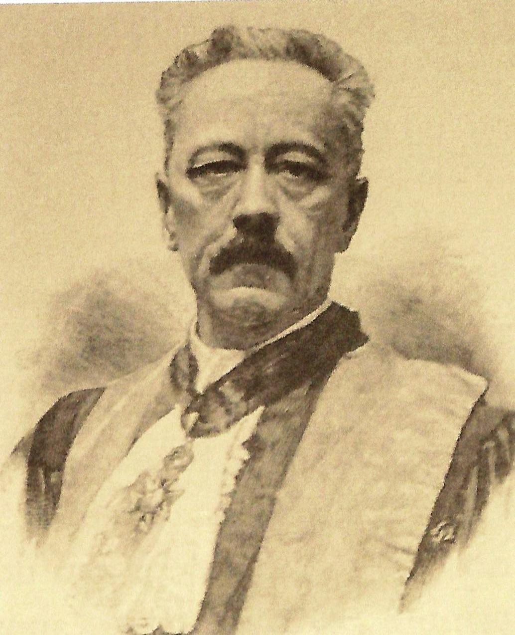 Gabriel de La Broüe de Vareilles-Sommières 1846-1905