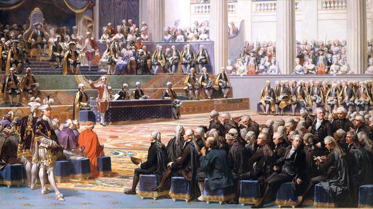 """Versailles-Etats-Generaux-Pierre-Constantin-Florin-Thierry-Prouvost-蒂埃里•普罗沃 - Association """"Le Paris du Nord""""  協會 """"北部巴黎"""