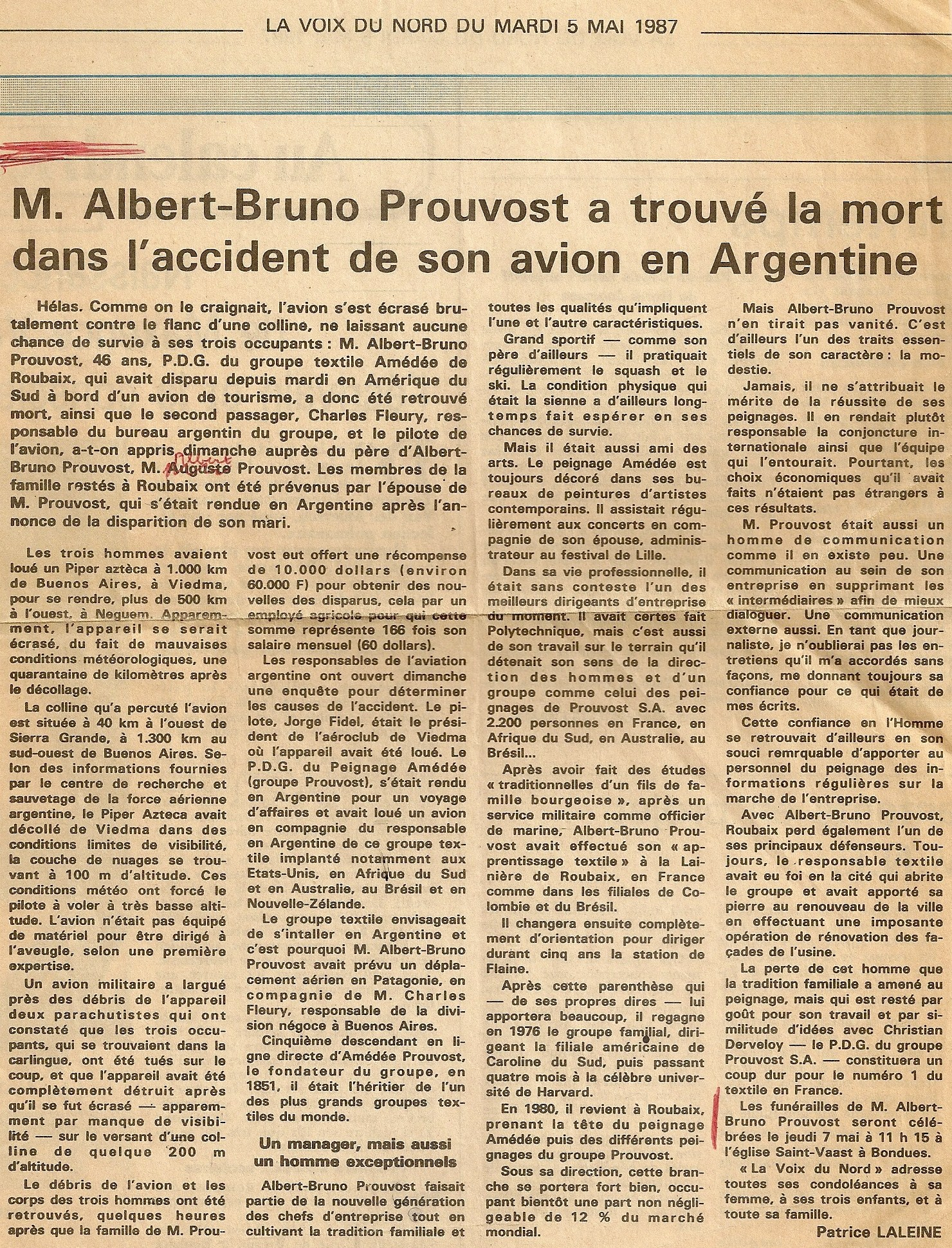 albert-bruno-deces