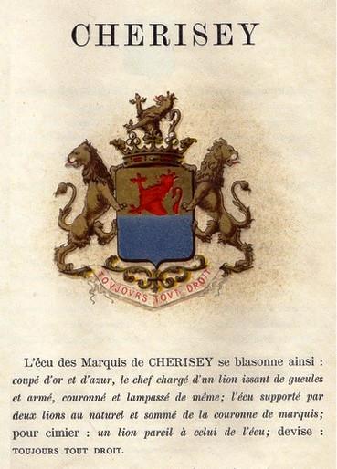 Cherisey-Vareilles