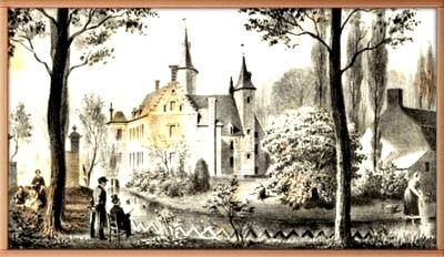 Chateau de Beaupré Durot