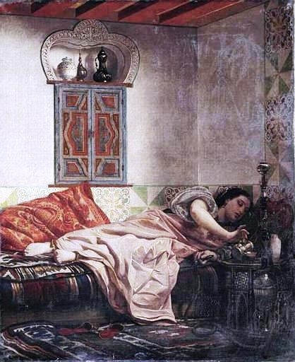 Femme juive Alger Alexandre Lauwick
