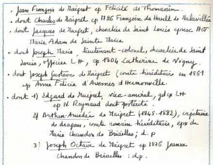 Famille-de-Maigret-Segard