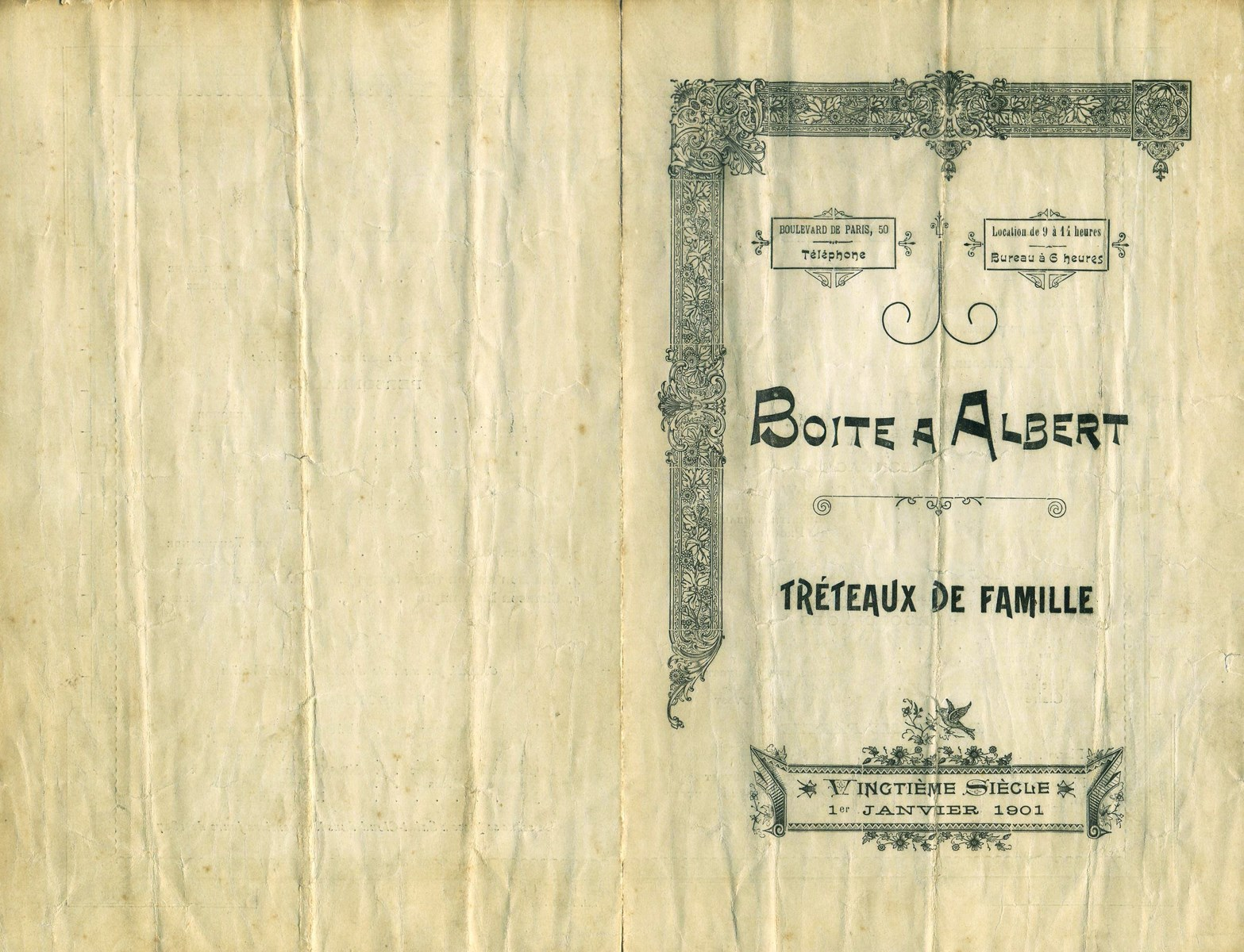 theatre-Albert-1er-janvier-1901